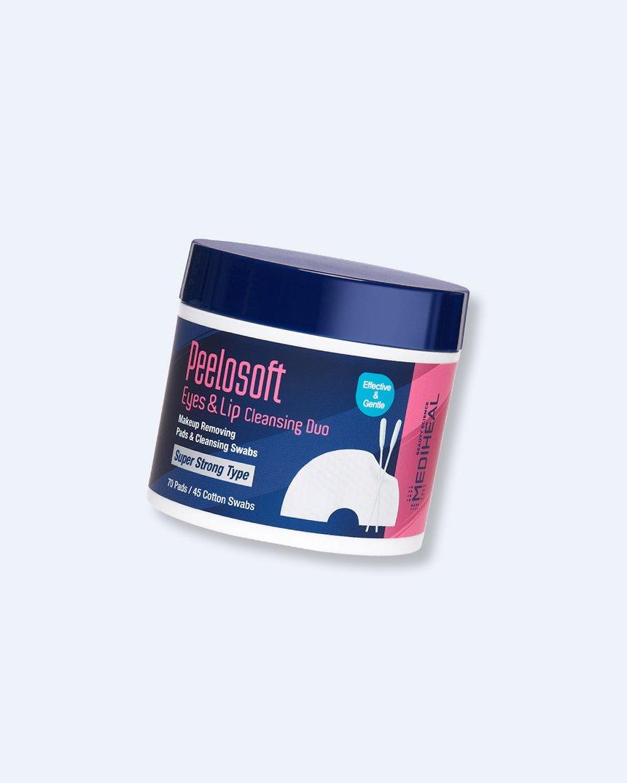 Mediheal Peelosoft Eyes & Lip Cleansing Duo