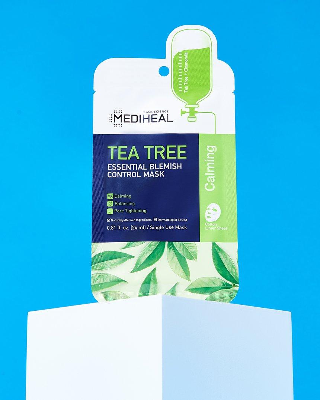 Mediheal Tea Tree Essential Blemish Control Sheet Mask