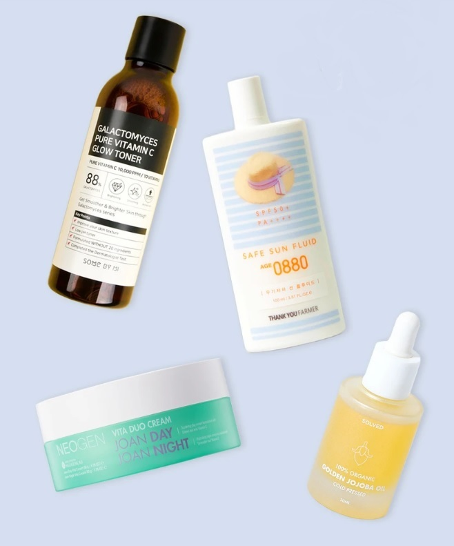 Mama-To-Be Skin Care Starter Set