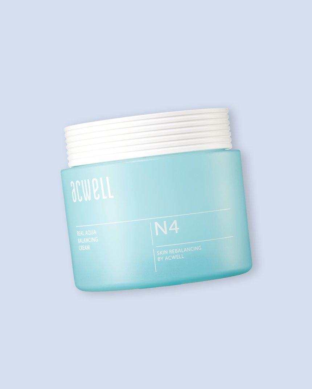 Real Aqua Balancing Cream