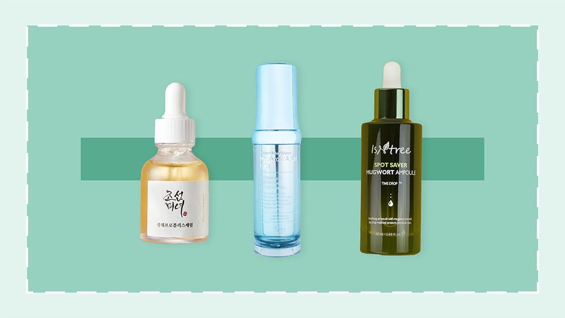 The Differences Between Serums Ampoules And Boosters