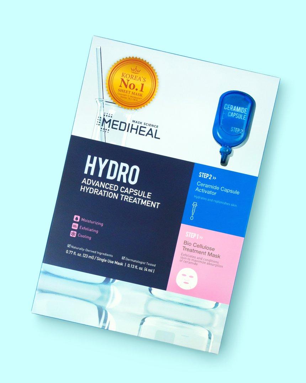 Mediheal_Hydro_Advanced_Capsule_Hydration_Treatment_Skin Barrier The Klog