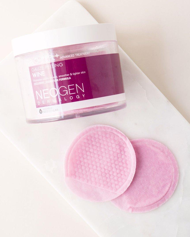 Neogen Bio-Peel Gauze Peeling Wine Resveratrol Ingredient Spotlight