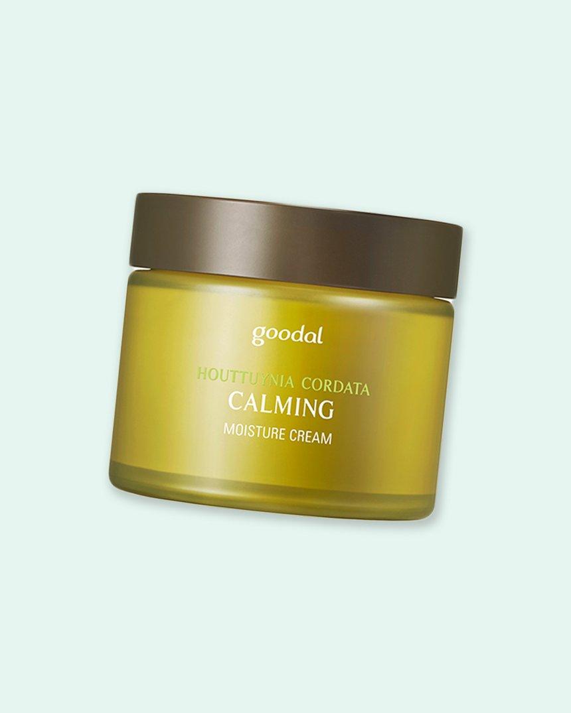 Goodal Houttuynia Cordata Calming Moisture Cream
