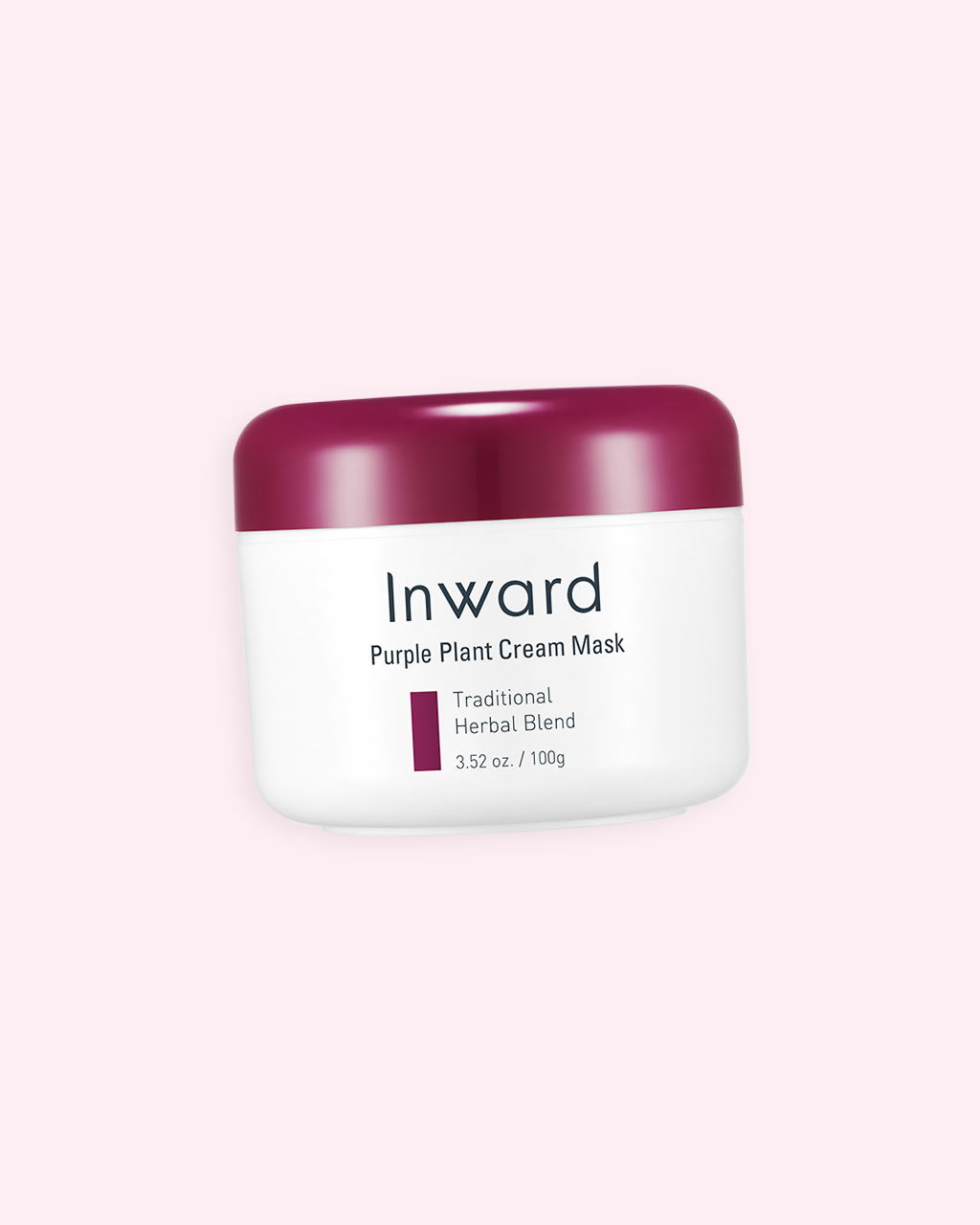 Inward Purple Plant Cream Mask