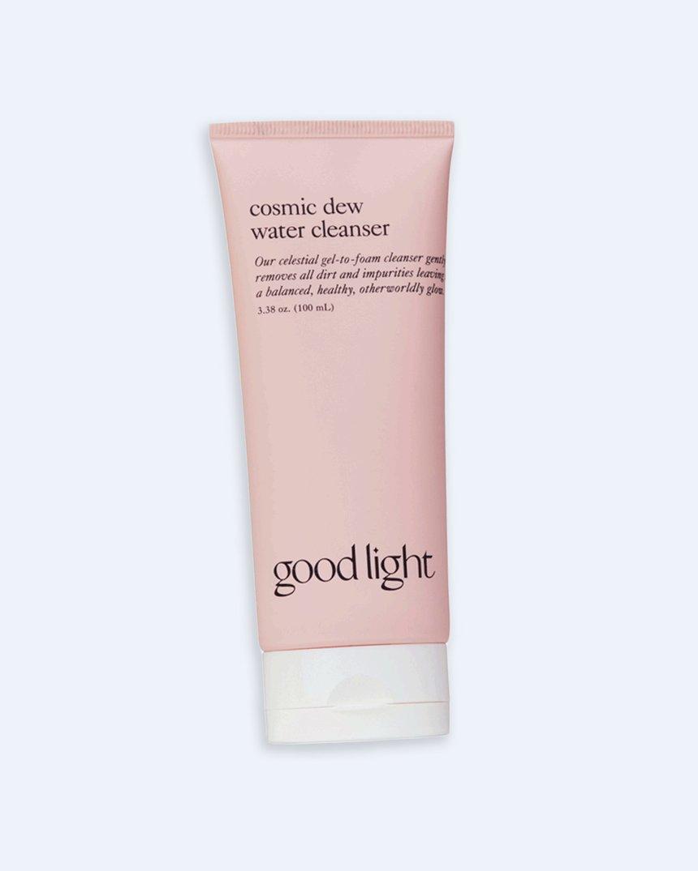 good light Cosmic Dew Water Cleanser