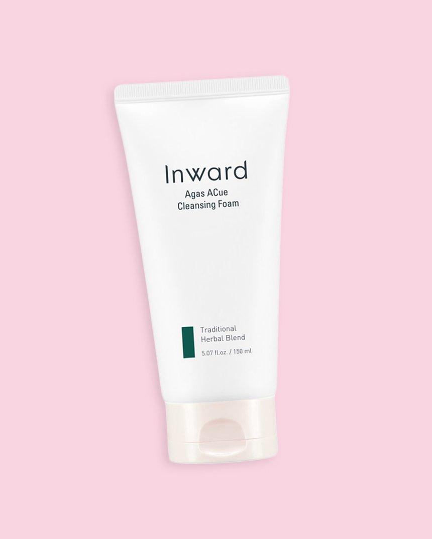 InwardAgasACueCleansingFoam-klog-lactic-acid