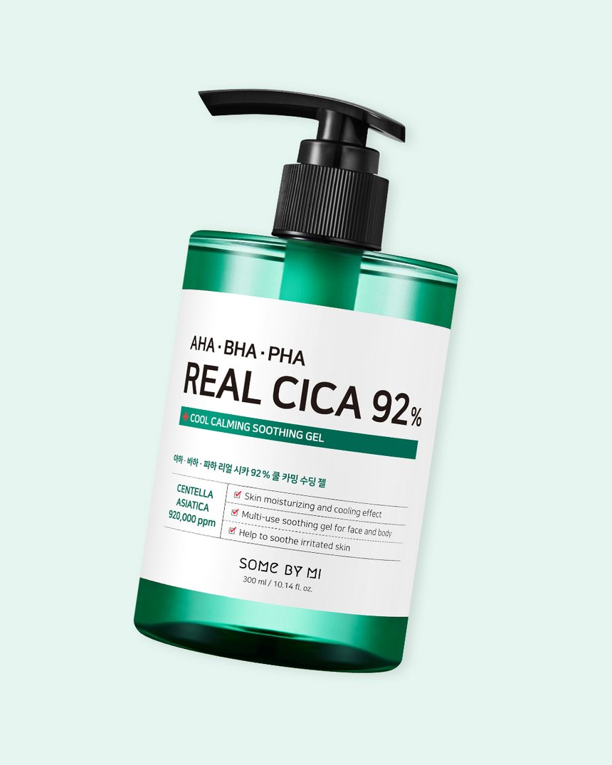 Some-By-Mi-AHA-BHA-PHA-REAL-Cica-92-Cool-Calming-Soothing-Gel