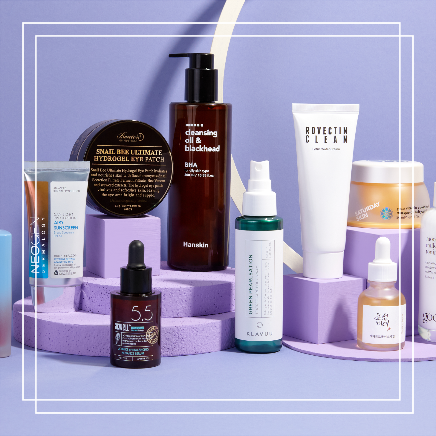 Refresh Your Skin Care Routine with the Soko Glam 2021 Best of K-Beauty® Winners